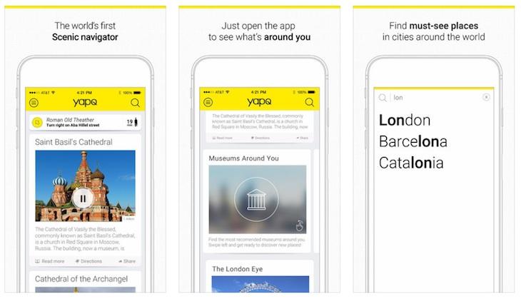 4 aplicaciones gratuitas de gran utilidad a la hora de viajar