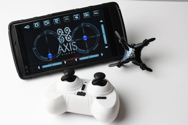 Imagen: axisdrones.com