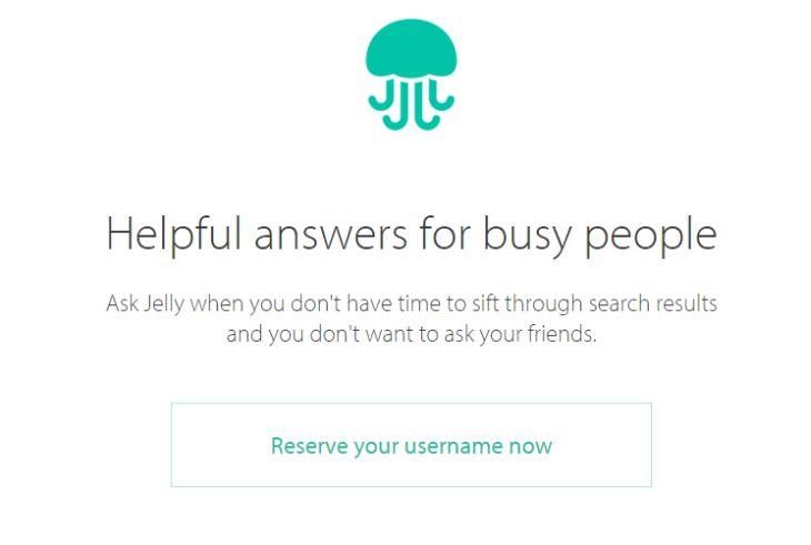 Biz Stone apuesta por llevar un nuevo concepto a Jelly, su servicio de preguntas y respuestas