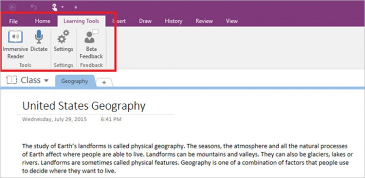 Learning-Tools-for-OneNote