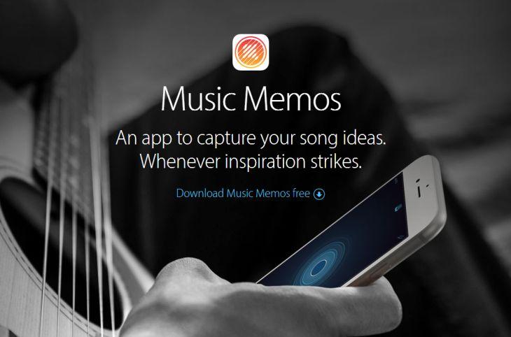 MusicMemos