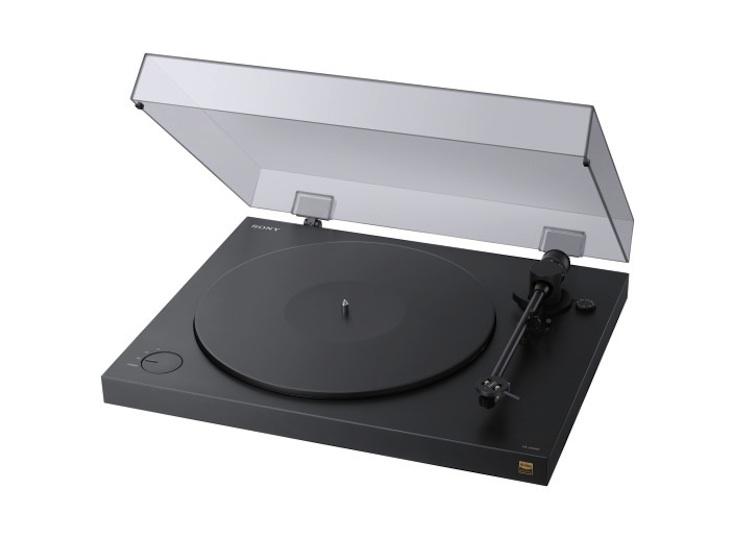 Sony anuncia un tocadiscos que te permitirá digitalizar tus vinilos