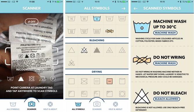 app lavadora iphone