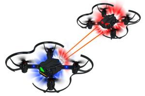 batalla drones