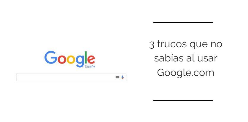 3 cosas más que puedes hacer con Google