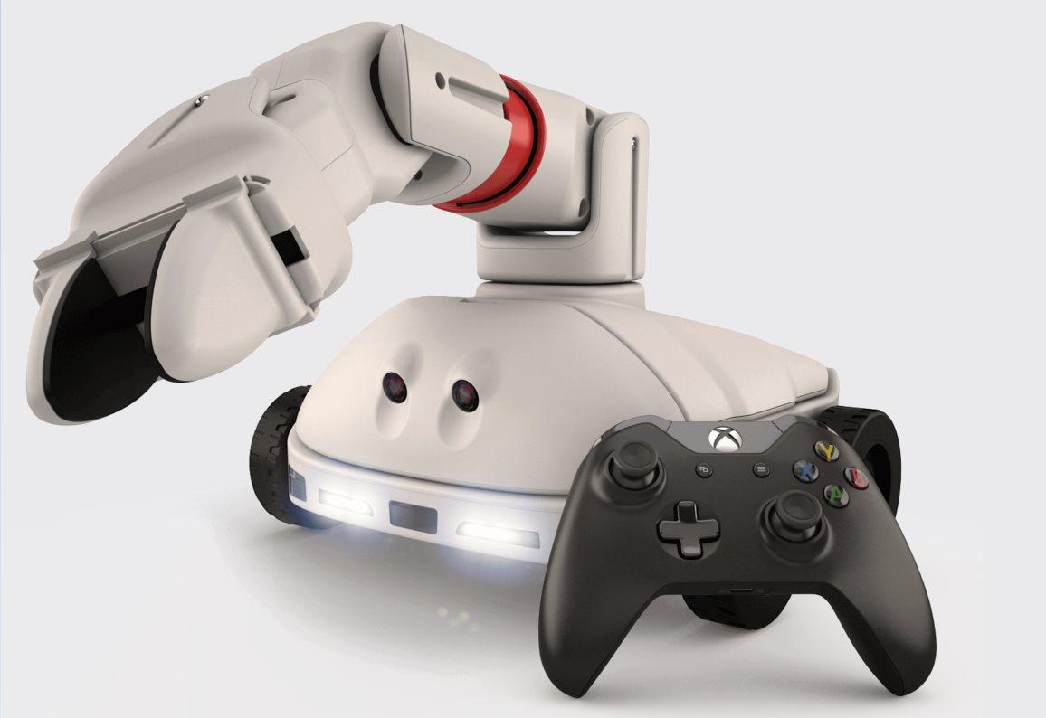 UpDroid, un robot que podemos programar en casa