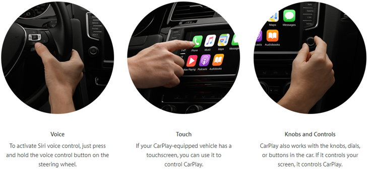 funciones carplay apple