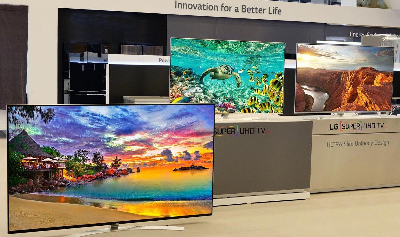 LG anuncia su televisor 8K SUPER UHD de 98 pulgadas