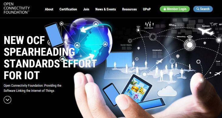 Compañías implicadas en el Internet de las Cosas crean la Open Connectivity Foundation