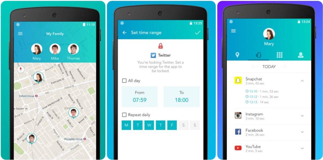 locategy, una nueva y excelente opción para la gestión del móvil de los hijos