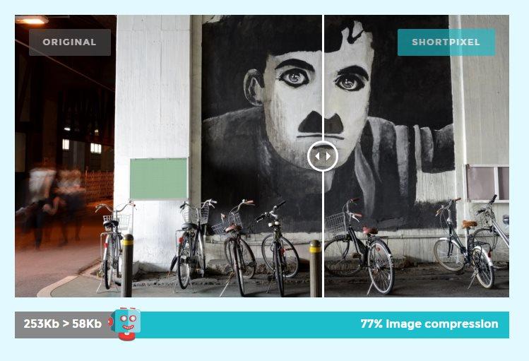 shortpixel, un plugin de WordPress para reducir el tamaño de imágenes