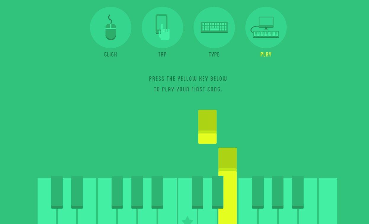 Pianu, una web para aprender a tocar el piano