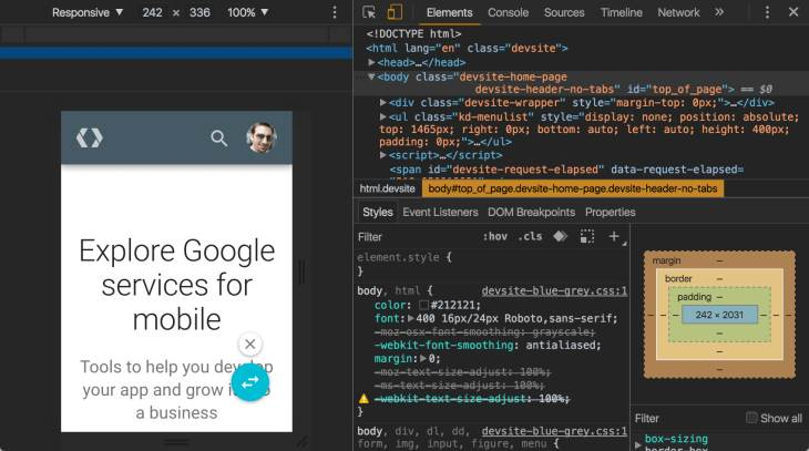 Imagen: Google Developers