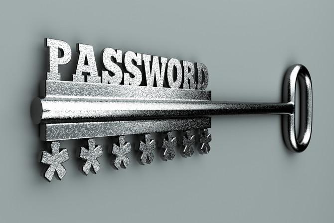 Imagen de password desde shutterstock.com