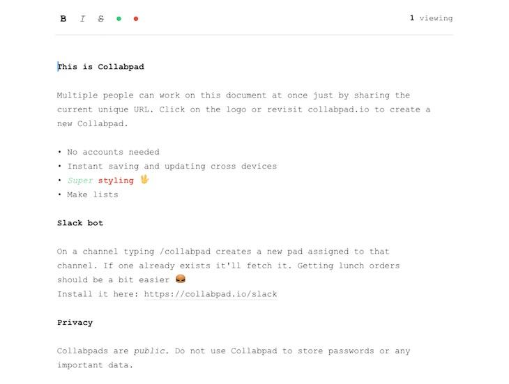 3 herramientas online para trabajar en un mismo documento con otros usuarios