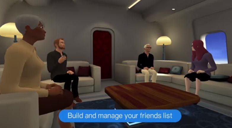 vTime, una aplicación para que podamos interactuar con otros en la Realidad Virtual