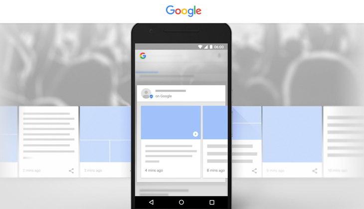 google posts famosos