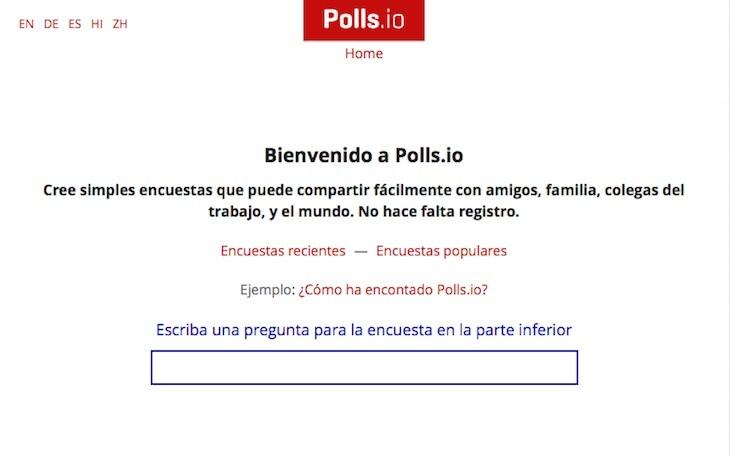 Polls.io