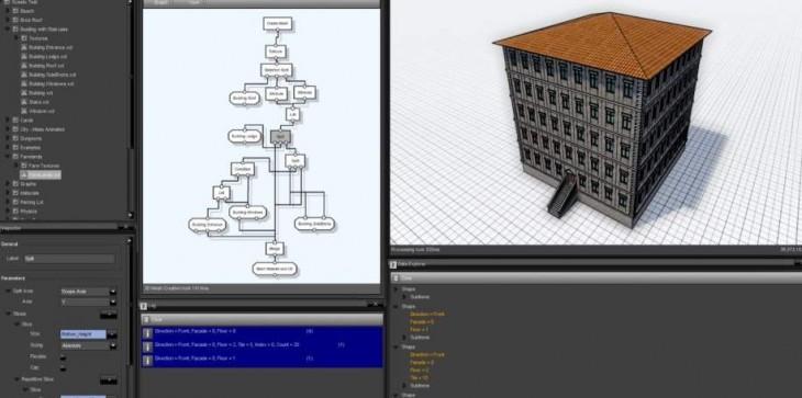 Sceelix un programa para crear ambientes 3d para juegos y for Programa para disenar ambientes 3d gratis