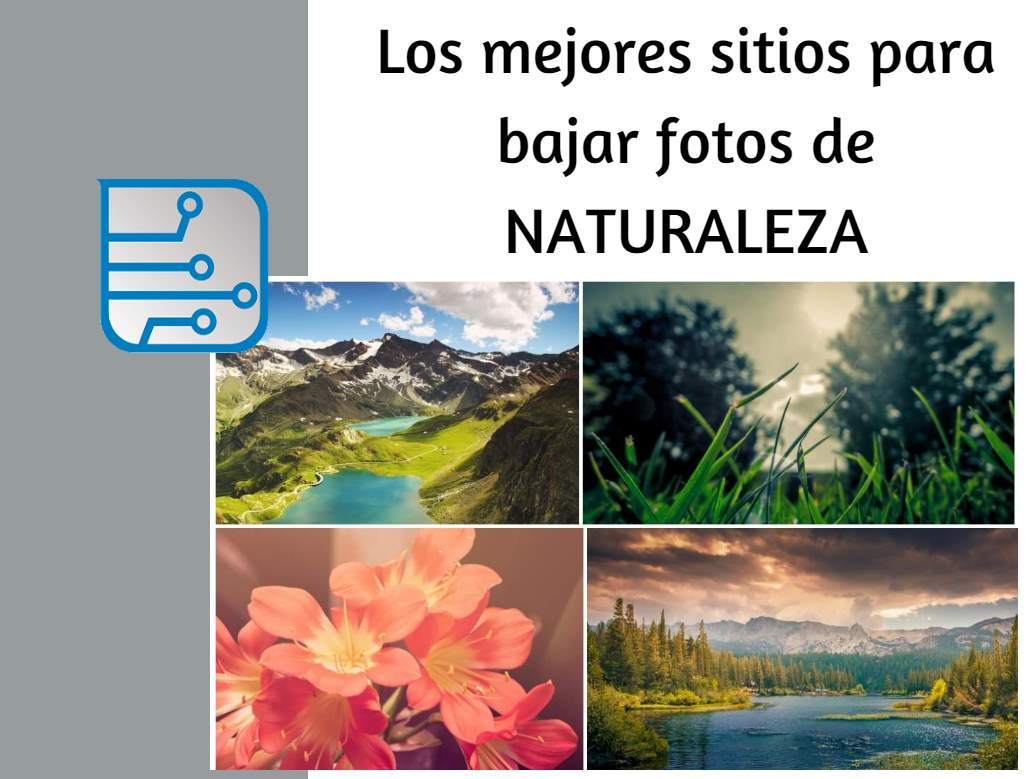Los mejores sitios web para encontrar fotos de la Naturaleza en alta resolución