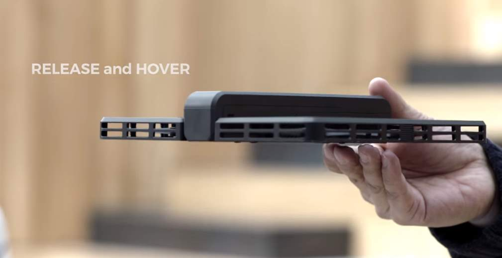 Hover Camera, un dron portátil extremadamente estable