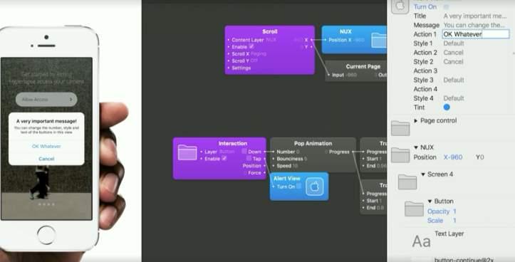 Origami Studio, la herramienta para crear prototipos de apps que Facebook nos va a regalar