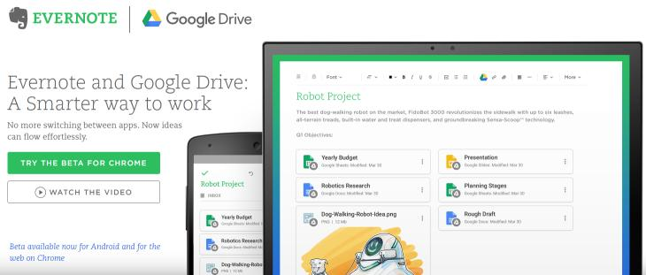 Evernote-GoogleDrive