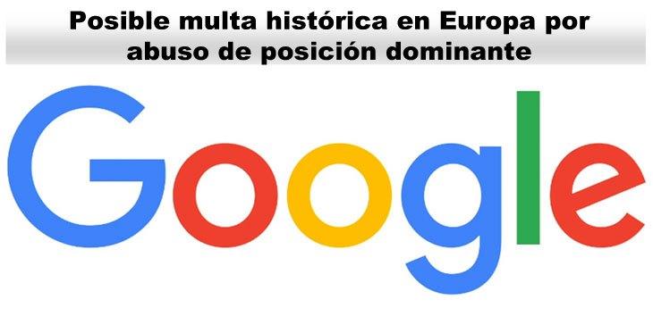 MultaGoogle