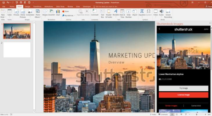 Shutterstock-PowerPoint