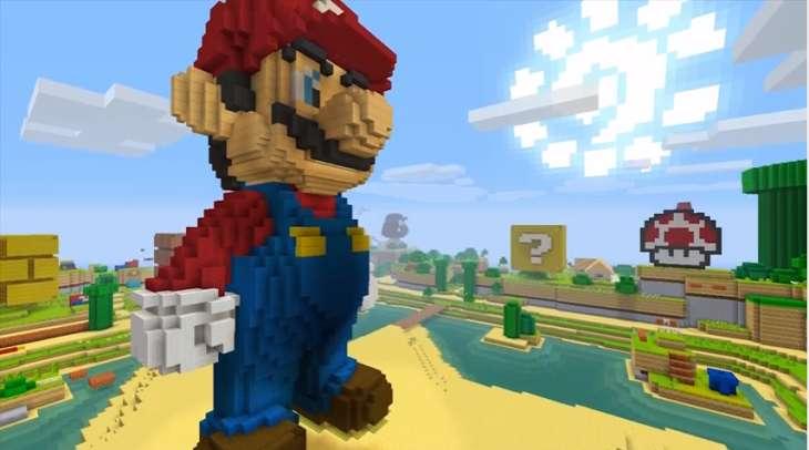 Imagen: Vídeo de presentación de Super Mario Mash-Up Pack