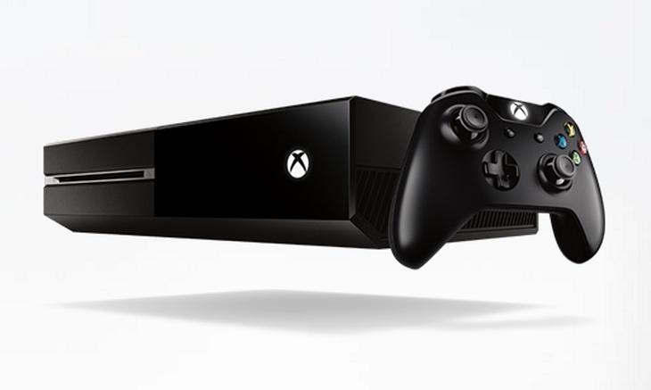 Imagen: Actual modelo de Xbox One