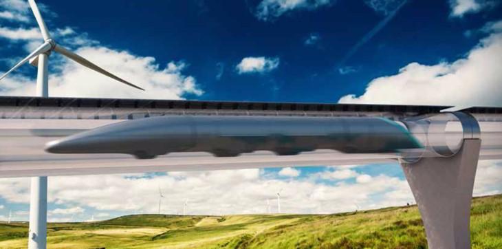 hyperloop rusia