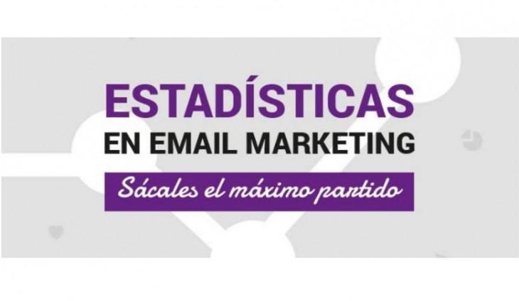 estadísticas email marketing