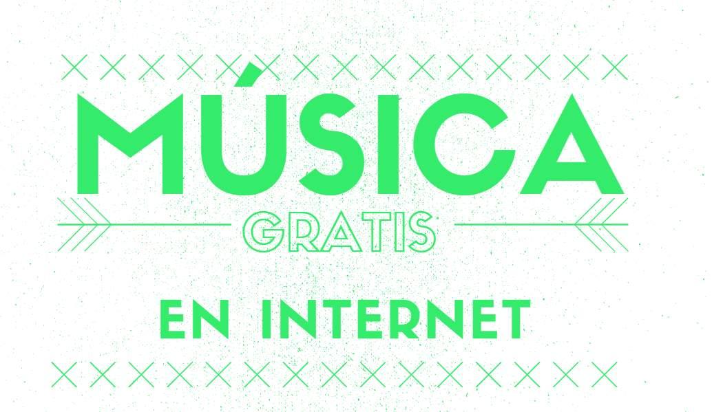 Práctica forma de escuchar música gratis por Internet
