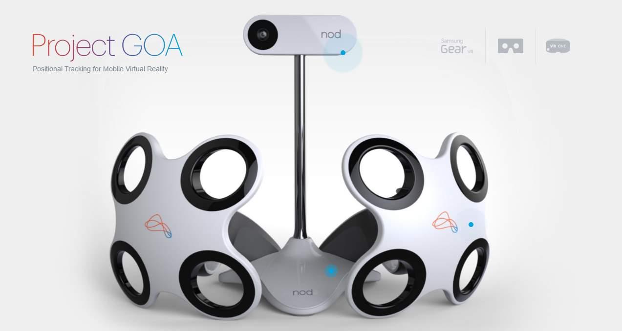 Project GOA, para llevar la Realidad Virtual a cualquier móvil