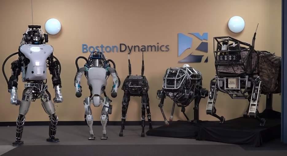 Toyota quiere comprar la sección de robótica de Google
