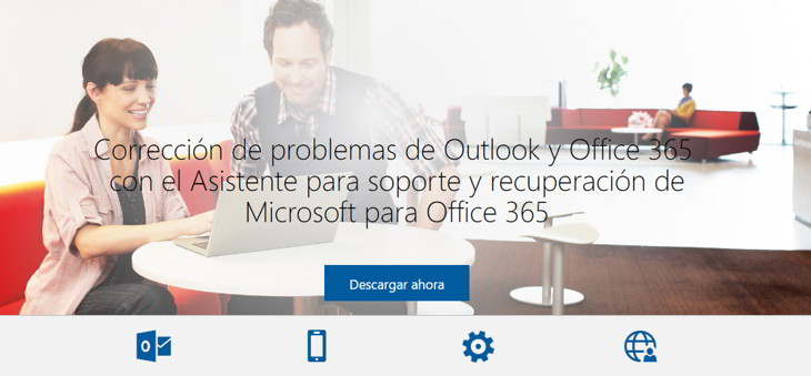problemas office outlook