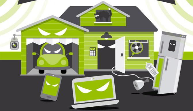 hackers hogar