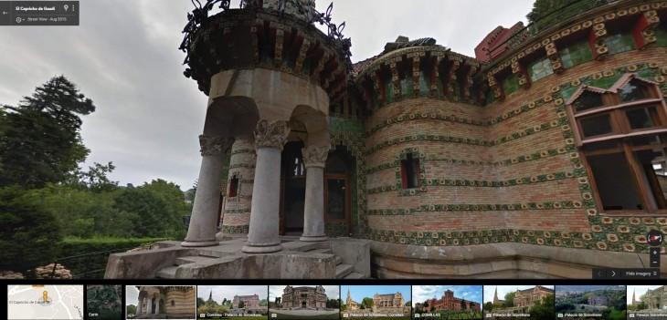 Caprichos de Gaudí