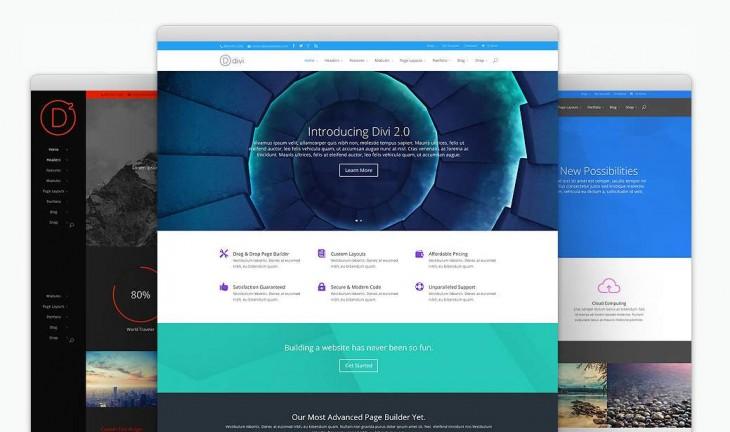 Dos formas de transformar tu WordPress en un creador de Sitios de ...