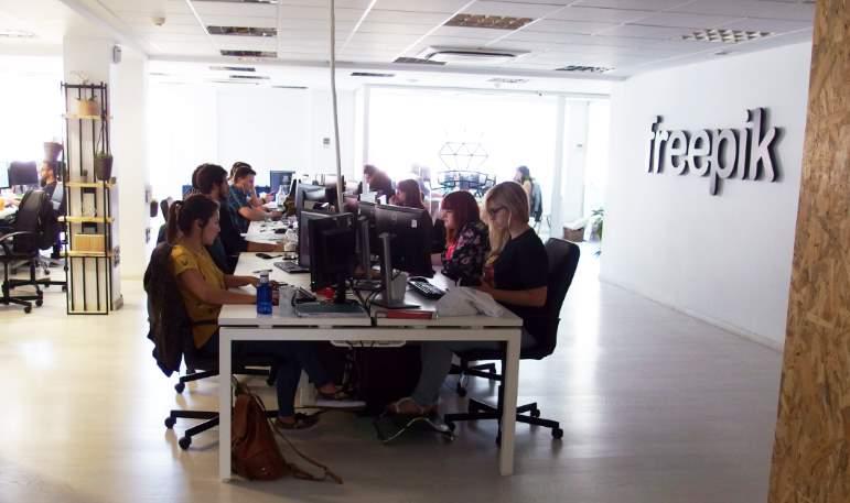 Visitamos las oficinas de Freepik, donde nacen cientos de vectores, fotos e iconos gratuitos cada día