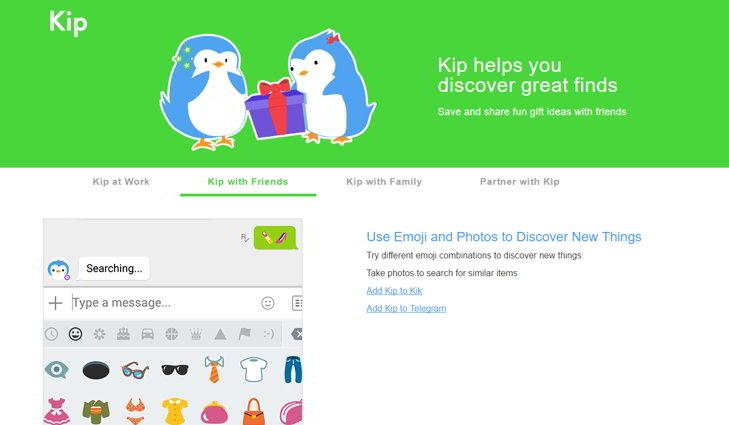 kip chatbot