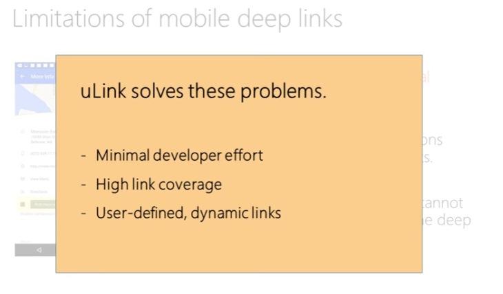 Imagen: vídeo de presentación de uLink
