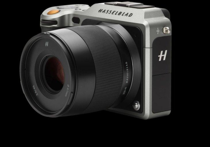 Hasselblad lanza la primera cámara de sensor de formato medio en ...