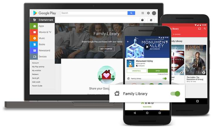 BibliotecaFamiliarGooglePlay