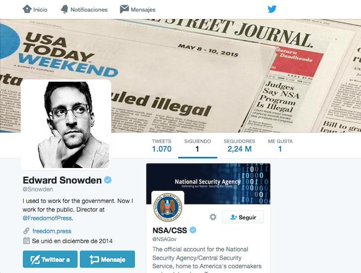 Snowden trabaja en carcasa de iPhone para detectar si alguien espía nuestro teléfono
