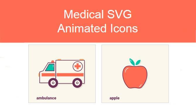 iconos De Médicos Animados En SVG