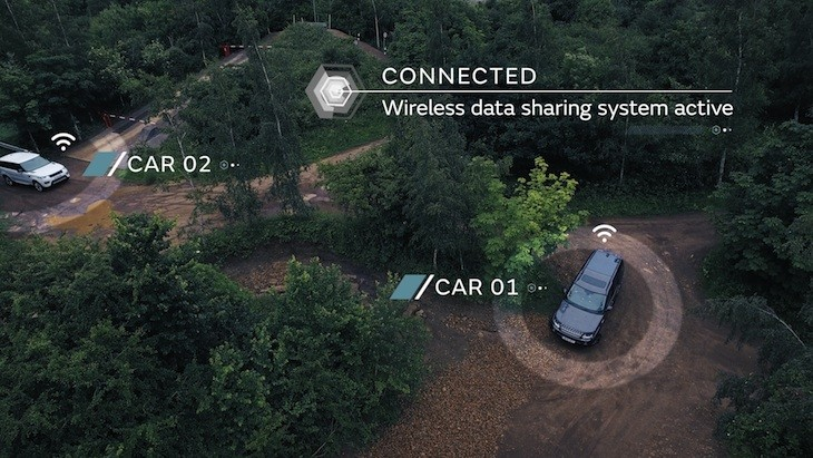 Imagen: Jaguar Land Rover.