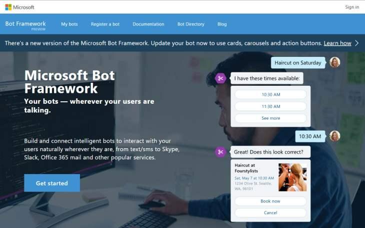 MicrosoftBotFramework