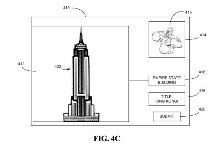 PatenteSnapchat
